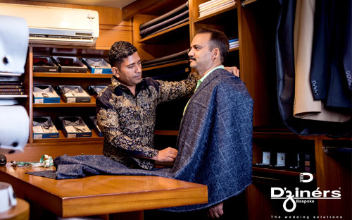Tailored Suits in Goa