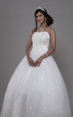 Bridal Gowns Goa