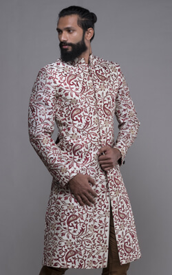 Mens Indian Wedding Suit