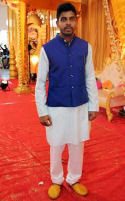Indian Wedding Suits Goa India